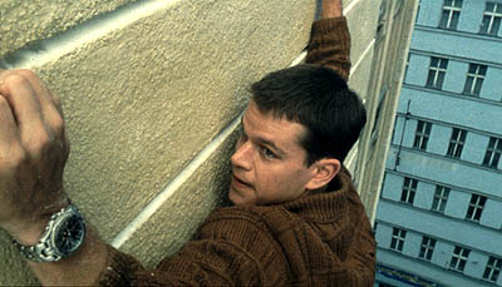 The Bourne Identity still