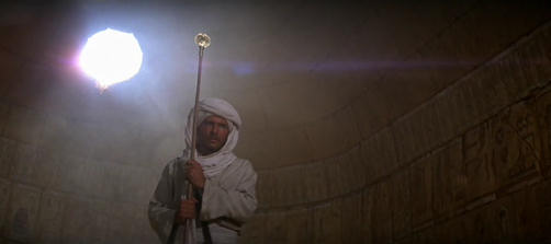 Raiders of the Lost Ark still